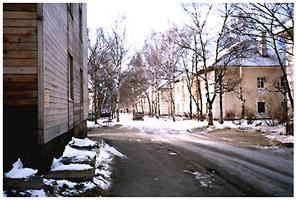 Улицы Южно-Сахалинска