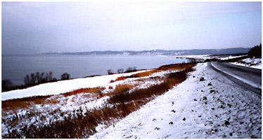 Залив Анива. Корсаковское плато