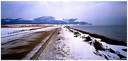 Залив Анива. Юнонское плато
